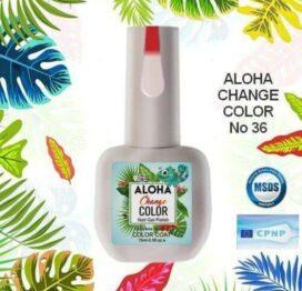 Aloha Change color