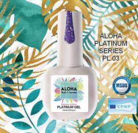 Aloha Platinum Glitter
