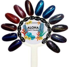 Aloha Cat Eye Gel