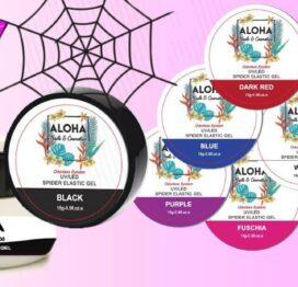 Aloha Spider Elastic Gel 15 Gr